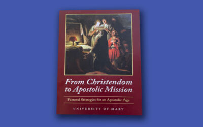 Monsignor Shea: From Christendom to Apostolic Mission